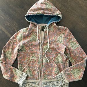 Lucky Brand Vintage House of Fine Clothes Hoodie
