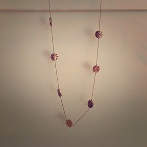 Jewelry - Long Fall Necklace