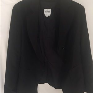 Armani collection blazer