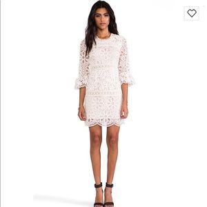 Nwt Anna Sui Novelle Vague daisy dress