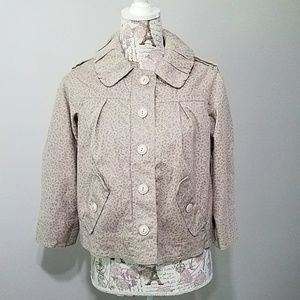 Marc by Marc Jacobs taupe jacket