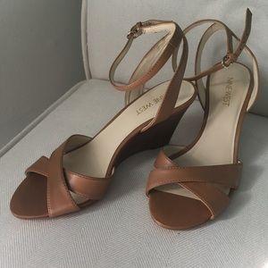 Nine West heeled sandal