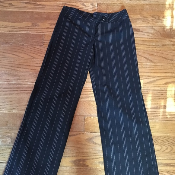 No Boundaries Pants - Straight leg dress pants