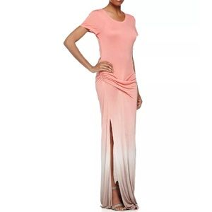 Young Fabulous & Broke Ombré Maxi Dress M