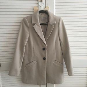 ASOS blazer / coat beige