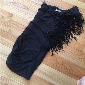 Arden B. One shoulder Bodycon Dress