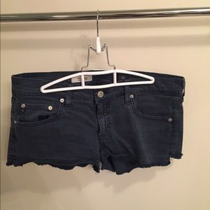 AG The Daisy Denim Short
