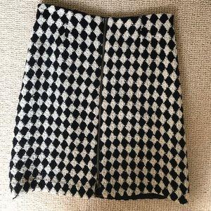 Chic Boucle Skirt