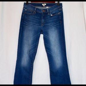 Women's J. Crew Bootcut Jeans
