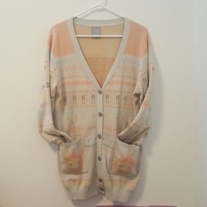 Studio Ghibli Howl's Moving Castle Cardigan
