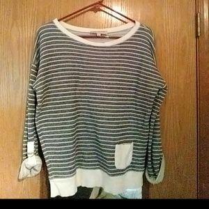 Women's cotton sweat shirt