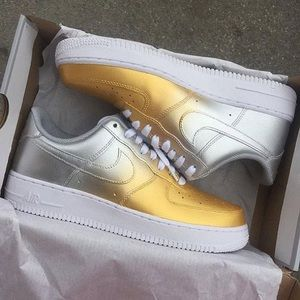 Other - Nike Air Force One Two-Tone