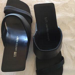 United Nude Shoes - PRICE DROP 50% OFFUnited Nude Loop Hi Shoes