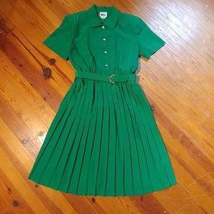 Women\'s Kelly Green Plus Size Dress on Poshmark