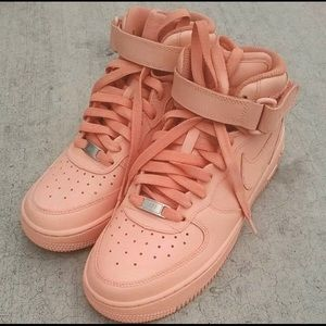 Other - Nike Air Force One Salmon pink