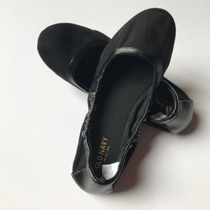 Black Old Navy Ballet Flats Brand New withOut Tags