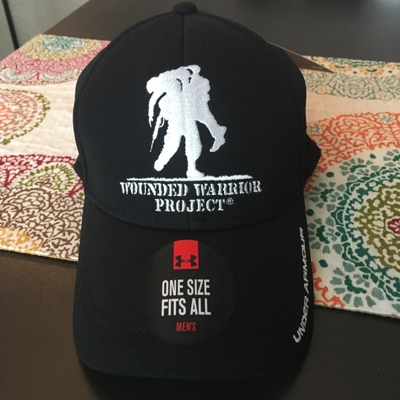 Under Armour Wounded Warrior Project hat 84f59ed982fe