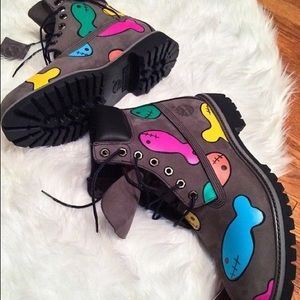 Other - Goldfish 6-inch timberland boots