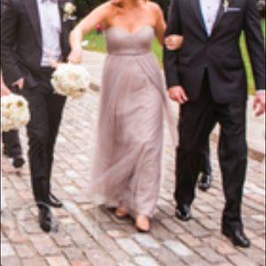 Strapless Jenny Yoo Bridesmaid dress