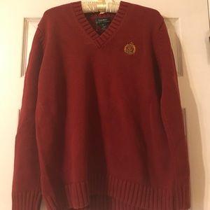 Ralph Lauren sweater size Medium in Red 😍