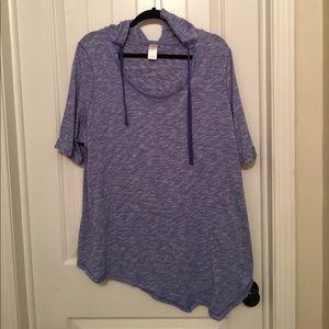 Lane Bryant LIVI active tunic size 18/20