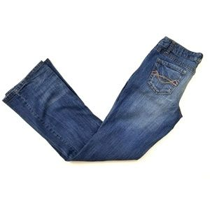 Mossimo Supply Bootcut Jeans