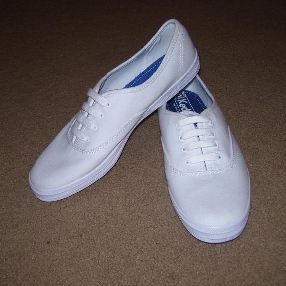 6d8b03c8c66 Keds Shoes - New KEDS Champion Canvas Originals  White Sneakers