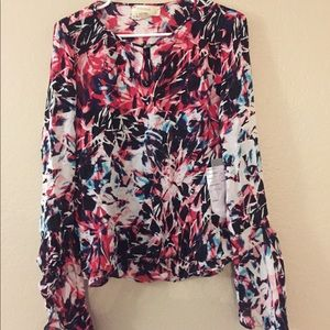 Nicole Miller ONE OF A KIND sample - Blouse
