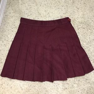 American Apparel Skater Skirt - XS -  never worn