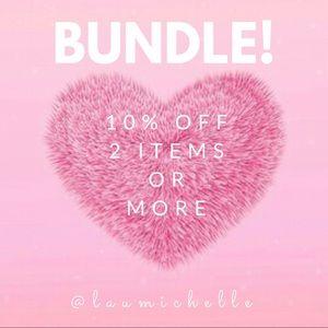 Other - Let's bundle! •