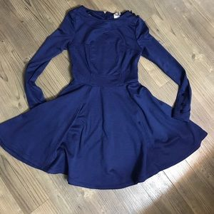 Asos dress fit and flare