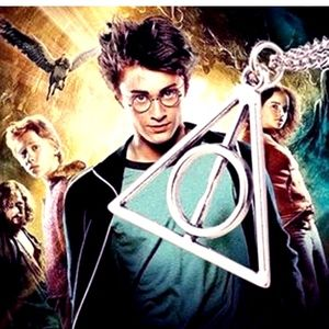 Jewelry - Harry Potter Deathly Hallows Pendant Necklace