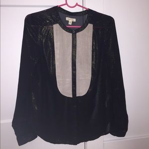 Urban outfitters silence &a noise brand top