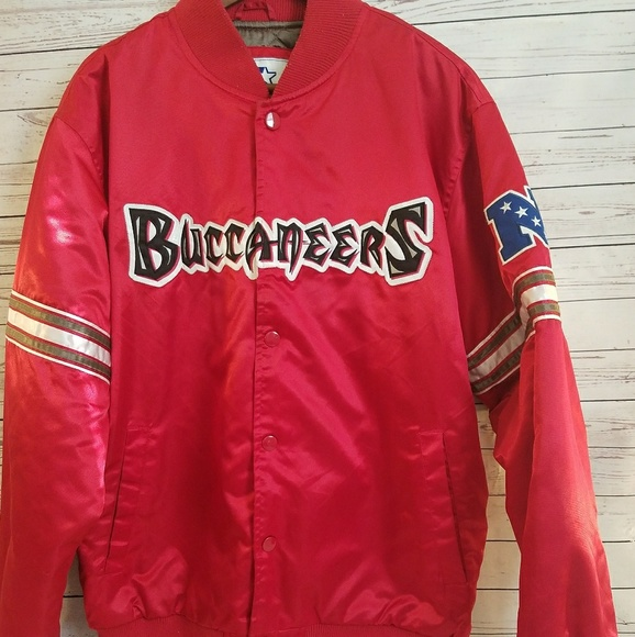 950a9c5a Starter Tampa Bay Buccaneers Jacket