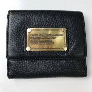 Authentic Marc by Marc Jacobs Leather Wallet