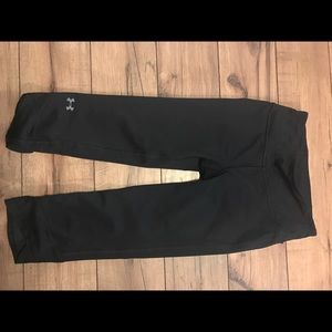 Under armor crop workout pants