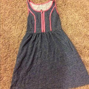 🎀Kensie sweatshirt material dress