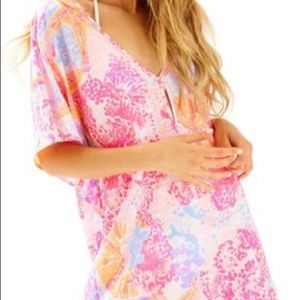 Lilly bathing suit coverup