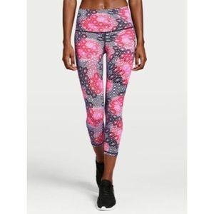 ♥️⬇️ VSX Knockout Capri Leggings Pink