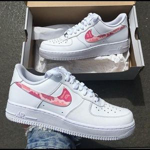 Other - Bape Air Force ones