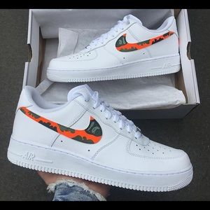 Other - Bape Nike Air Force One