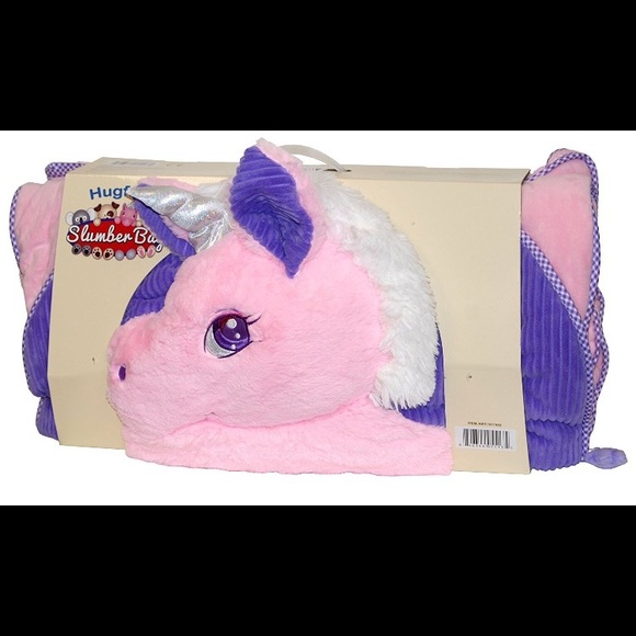Hugfun Pajamas Childs Unicorn Slumber Bag Sleep Sack