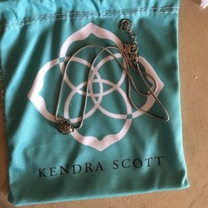 Kendra Scott Jewelry - Kendra Scott Necklace gray stone