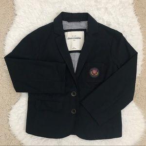 Abercrombie&fitch Navy Blazer