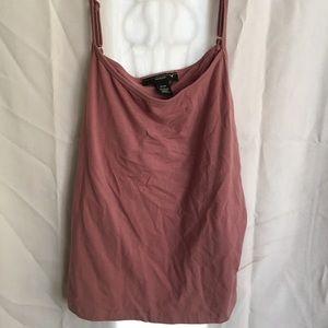 Lane Bryant/Venezia rose colored camisole