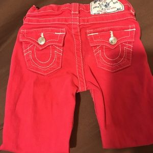 Toddler True Religion Jeans size 4