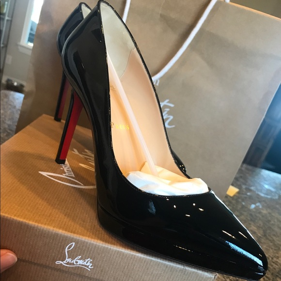 710304f6026a Christian Louboutin Pigalle Plato 100