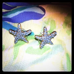 Starfish Earrings - Lilly Pulitzer