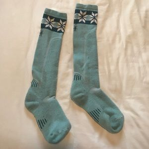Smart wool women's ski snowboard socks