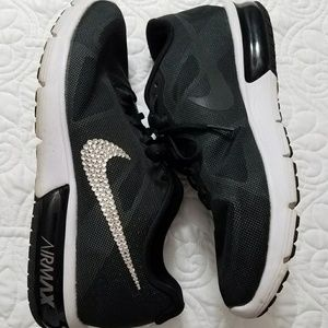Bedazzled nike air max
